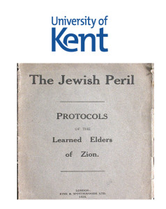 antisemitism at the University of Kent
