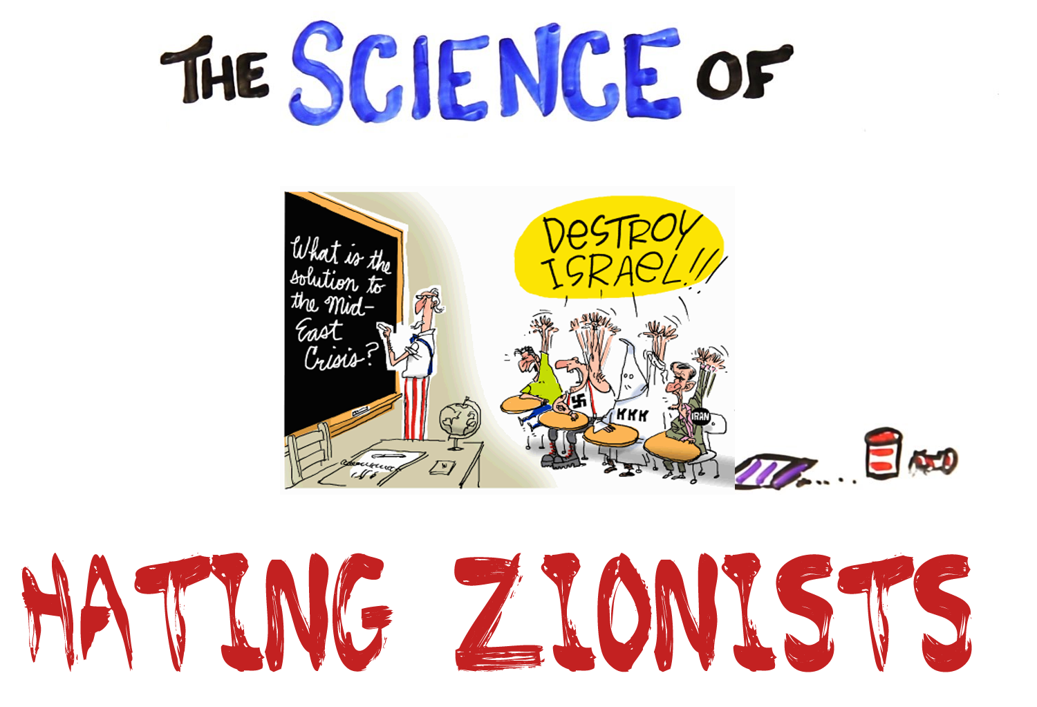 hating-zionists