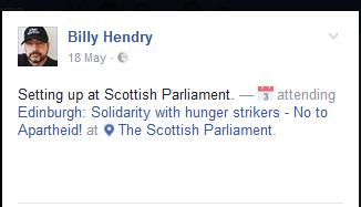 Billy Hendry