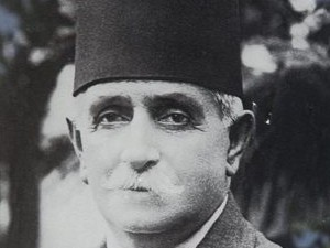 Hasan Bay Shukri, President of the Muslim National Associations