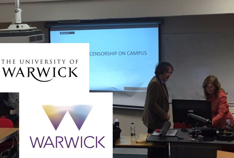 University of Warwick antisemitism
