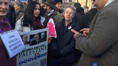 Elleanne Green at JVL demo