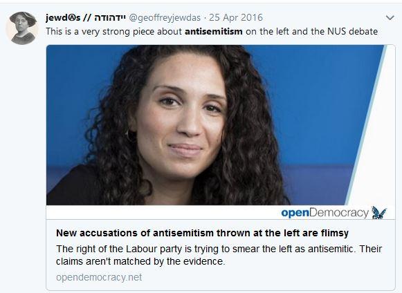 Jewdas belittling antisemitism