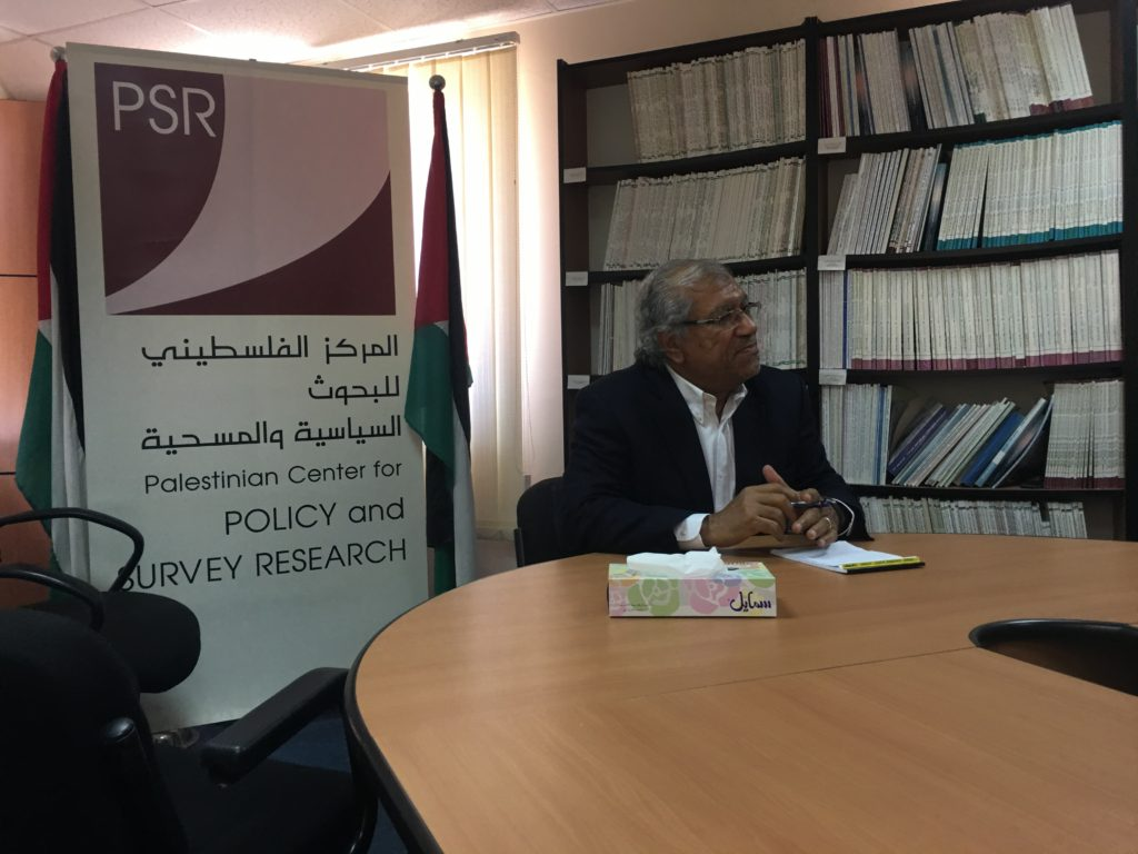 Palestinian Center for Policy and Survey Research