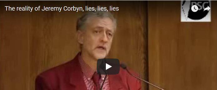 Jeremy Corbyn anti-Zionism