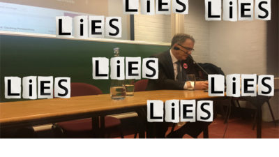 Miko Peled lies