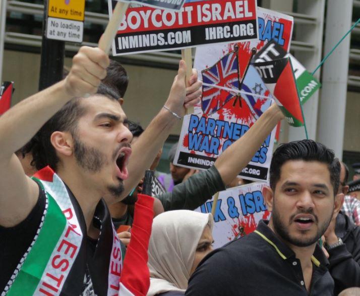 Al Quds us v them