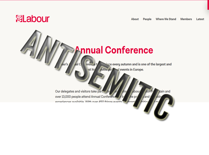 CONFERENCE ANTISEMITISM
